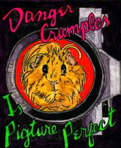 The Christopher Pike-Danger Crumples takeover. Danger Crumples Is Pigture Perfect.