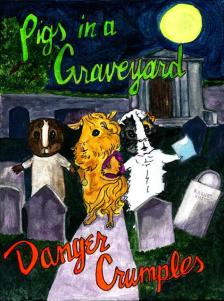 The biggest one - where Danger Crumples is joined by friends Ozymandias and Horace - Pigs in a Graveyard