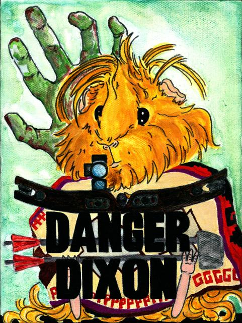 Danger Dixon-Rachel E. Smith